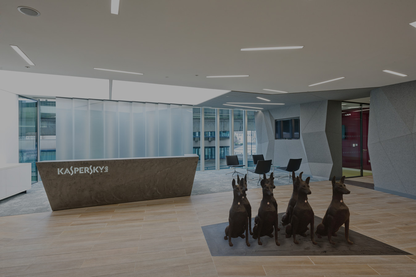 <p>Kaspersky Lab,&nbsp;London</p>